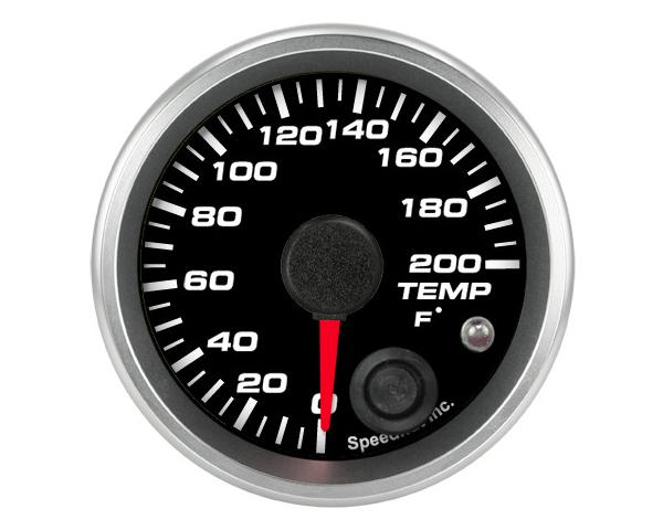 SpeedHut GR-ULTMP-01 Ultra Low Temp Gauge 0-200F with Warning
