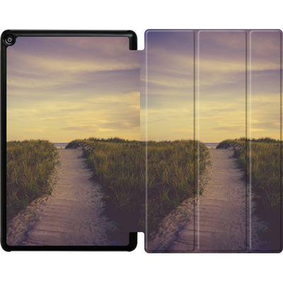 Amazon Fire HD 10 (2018) Tablet Smart Case - The Summer I Loved You von Joy StClaire