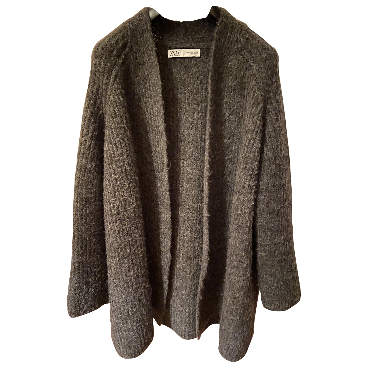 Zara \N Grey Wool Knitwear for Women S International