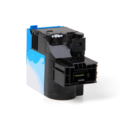 Lexmark C540H2CG cartouche de toner compatible cyan haute capacit� - Moustache�