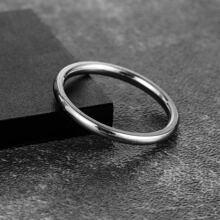 Men Minimalist Ring