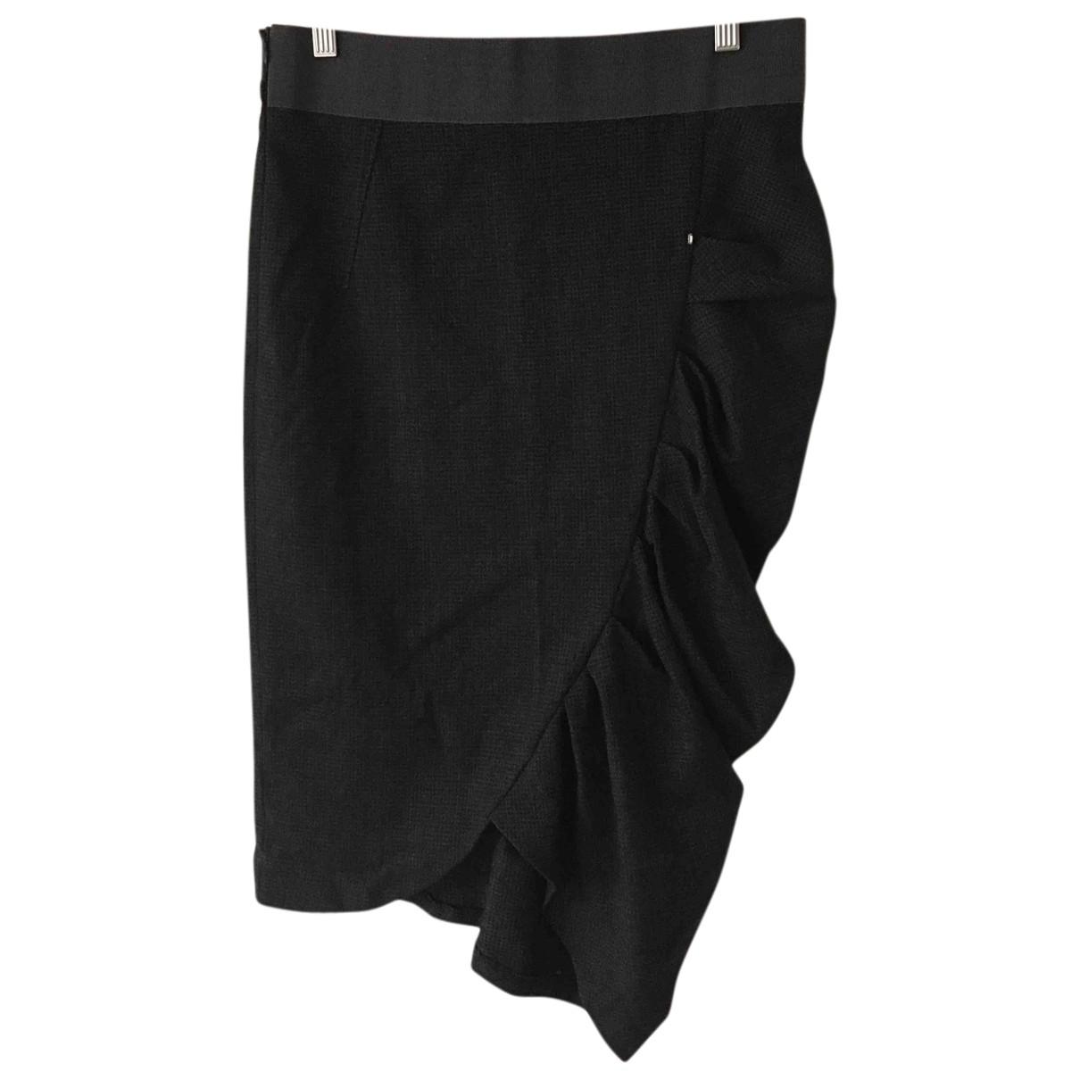 Falda de Lana Sport Max