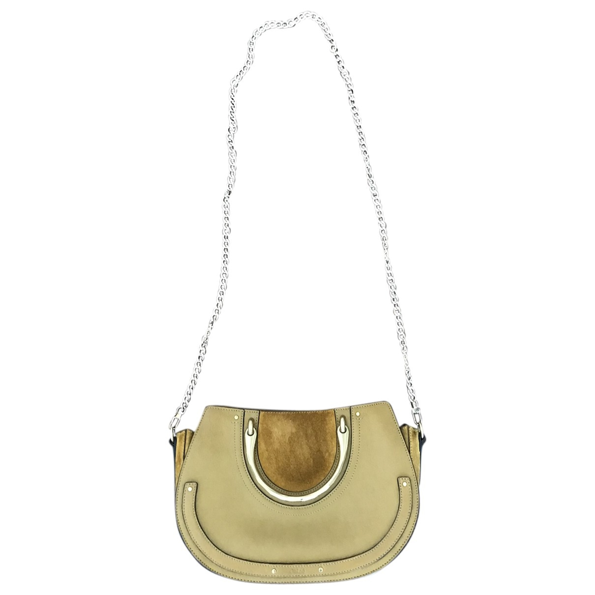 Chloé Pixie Brown Leather handbag for Women \N