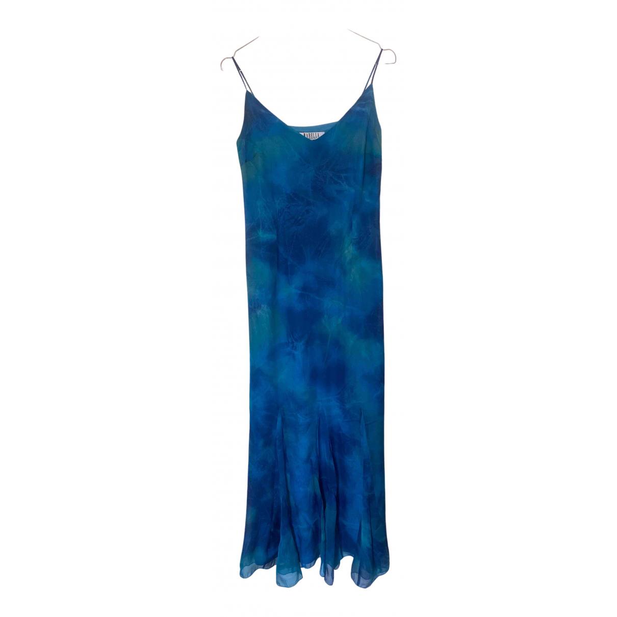 Vestido de Seda Marella