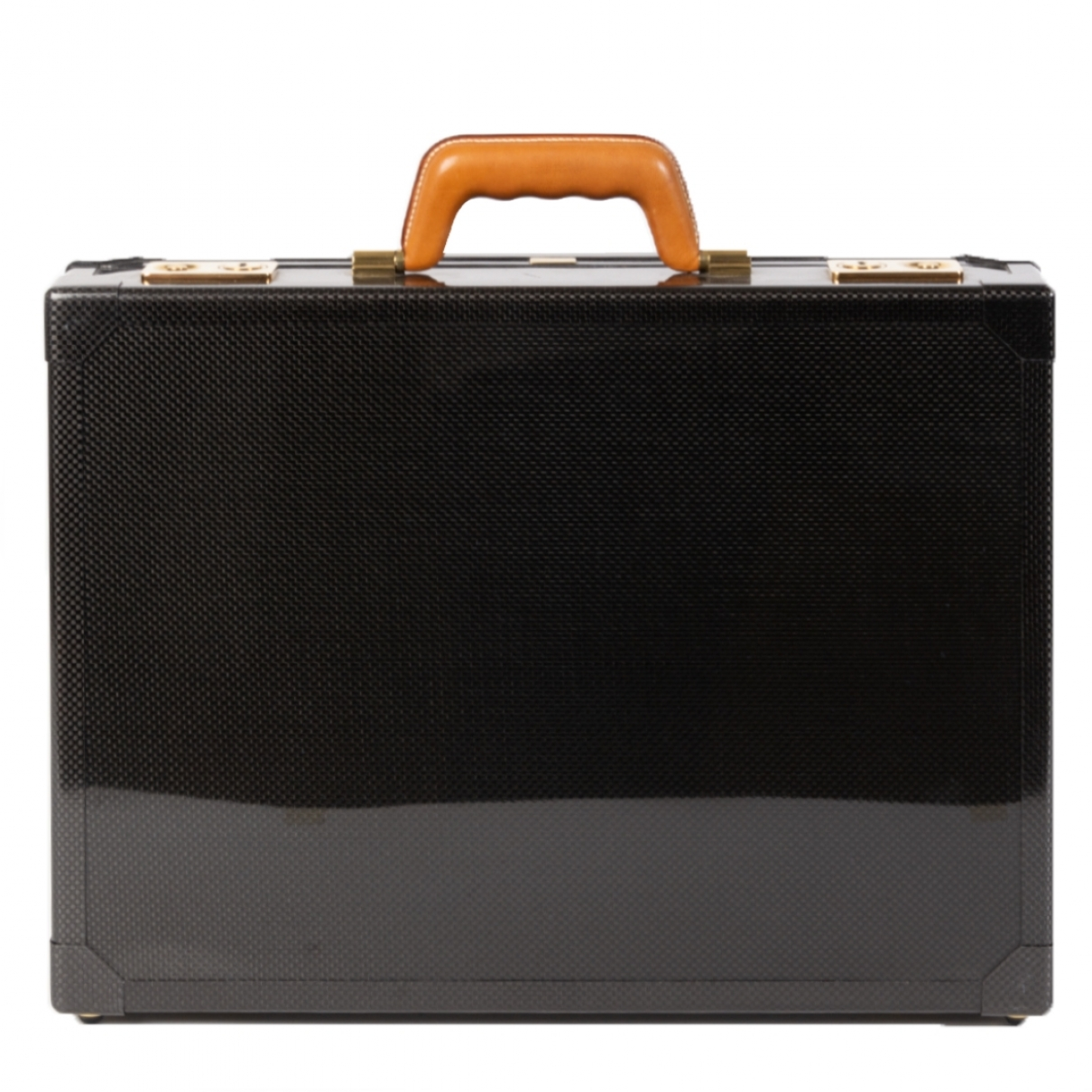 Hermès \N Black Cloth bag for Men \N