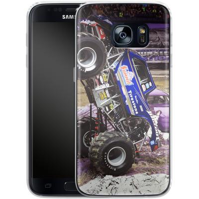 Samsung Galaxy S7 Silikon Handyhuelle - Bite Firestone von Bigfoot 4x4