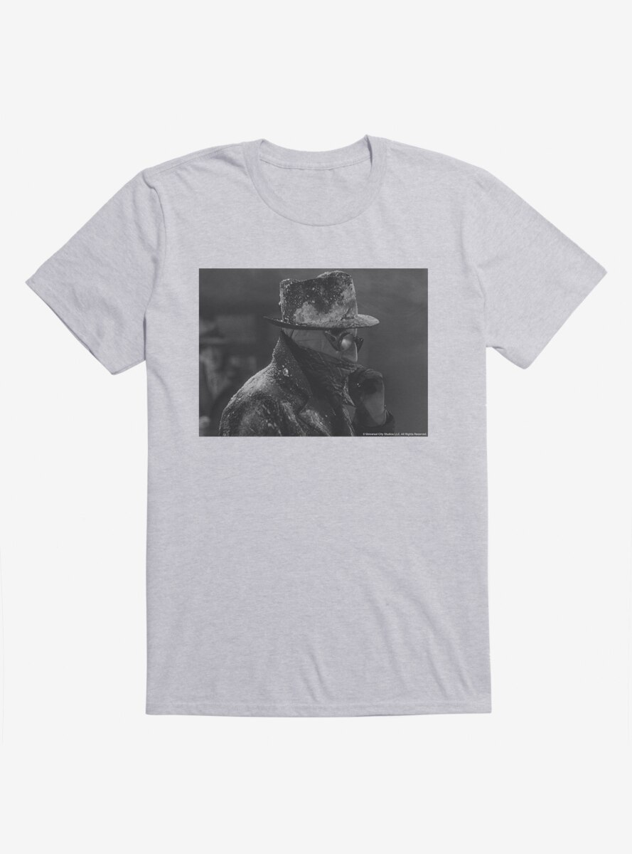 The Invisible Man Profile T-Shirt