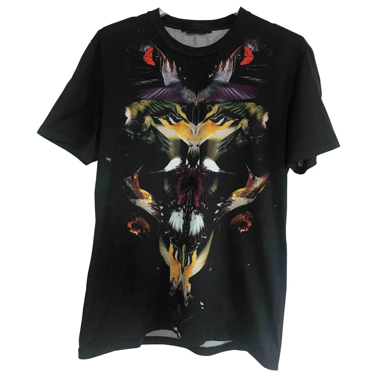 Alexander Mcqueen \N T-Shirts in  Schwarz Baumwolle