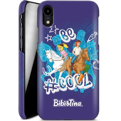 Apple iPhone XR Smartphone Huelle - Bibi und Tina Be Cool von Bibi & Tina
