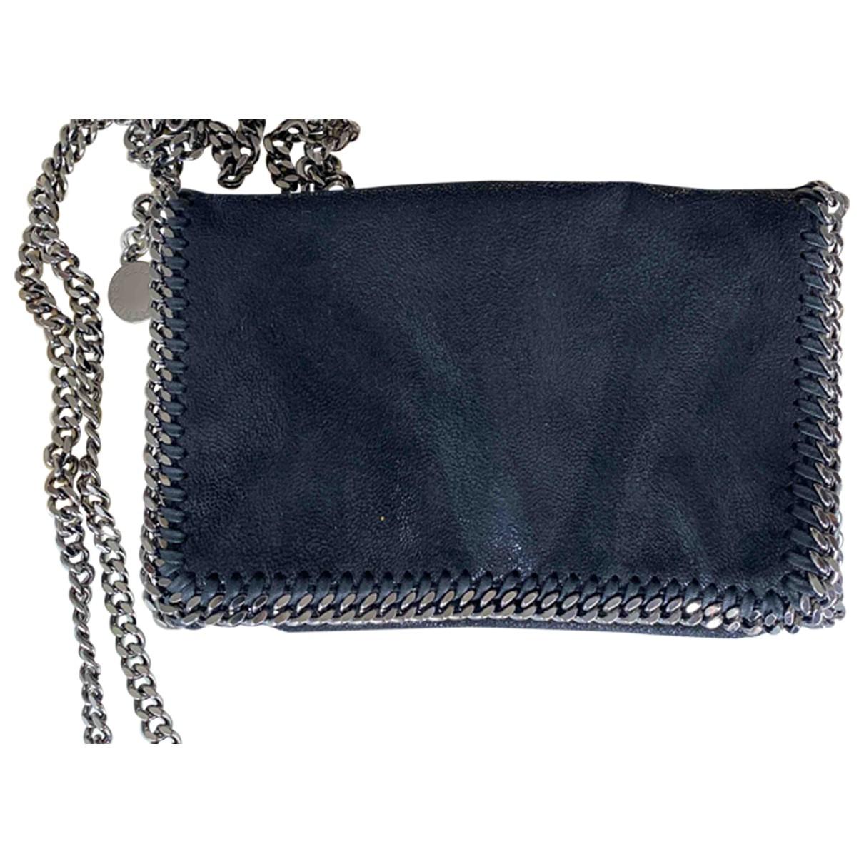 Stella Mccartney N Black Leather handbag for Women N