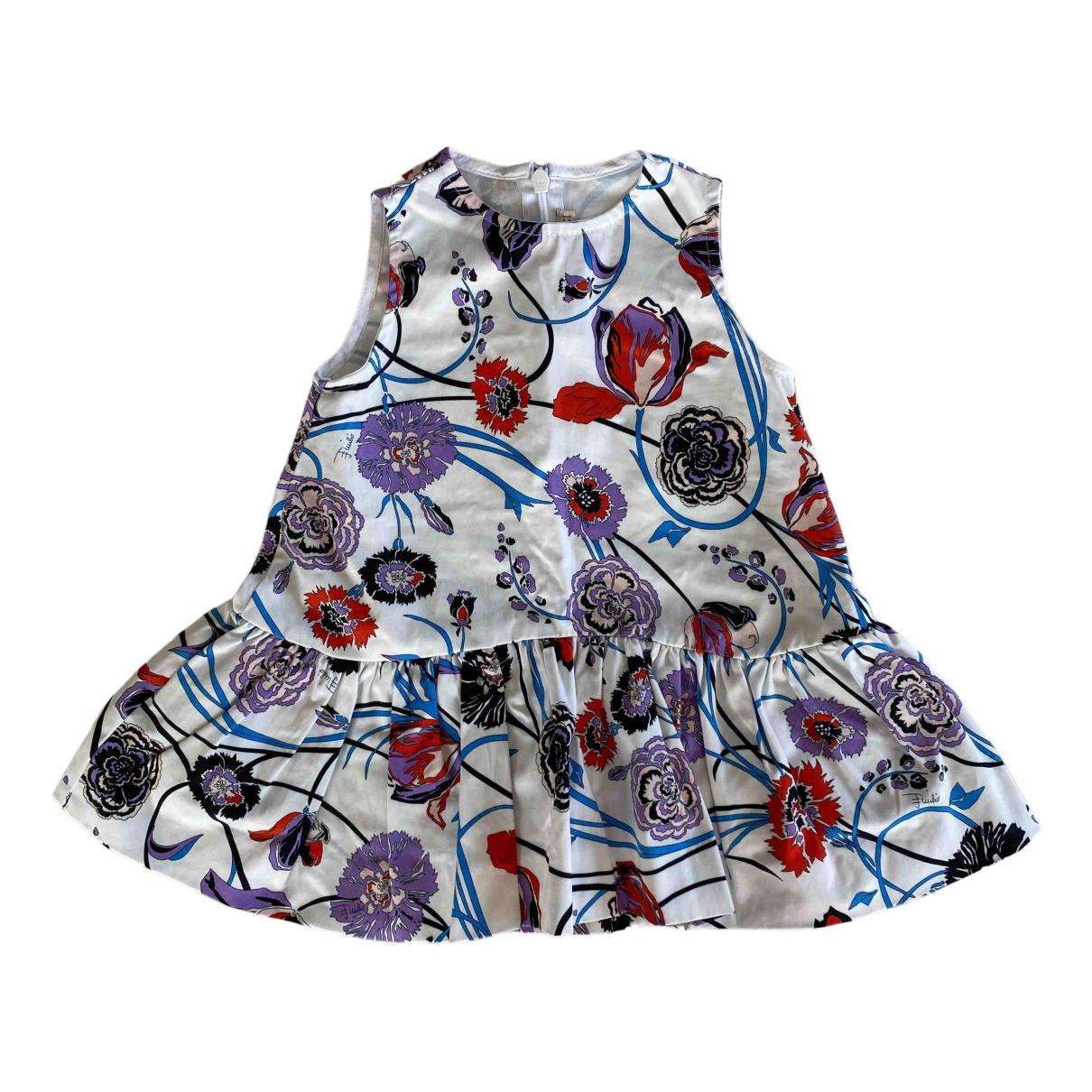 Emilio Pucci - Robe    pour enfant - multicolore