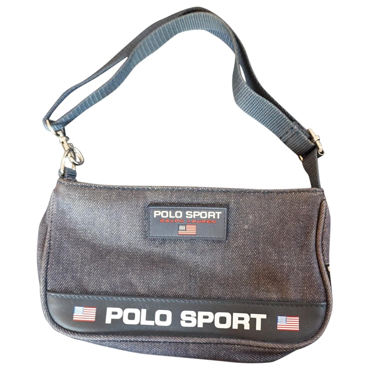 Polo Ralph Lauren \N Blue Clutch bag for Women \N