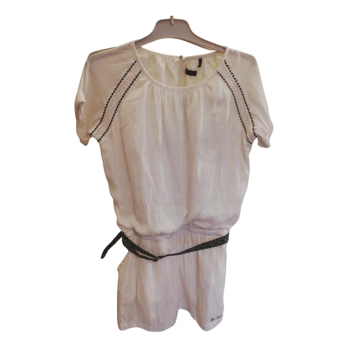 Ikks \N Kleid in  Weiss Polyester