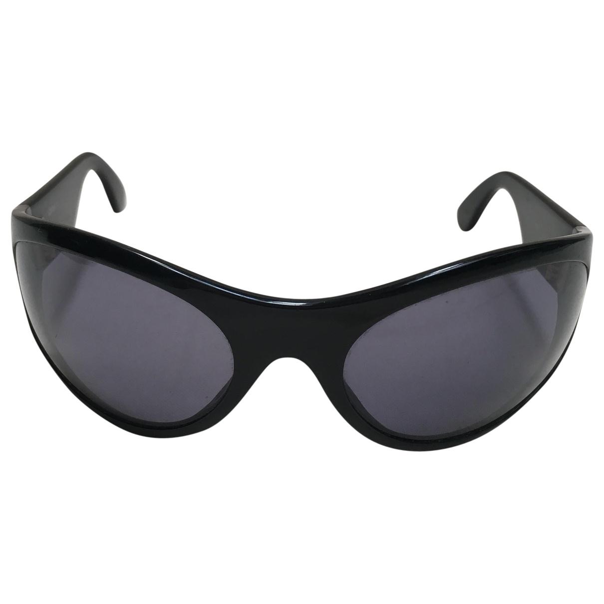Giorgio Armani \N Black Sunglasses for Men \N