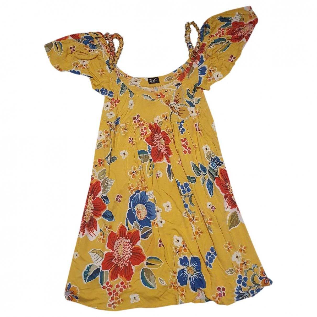 D&g - Robe   pour femme - multicolore