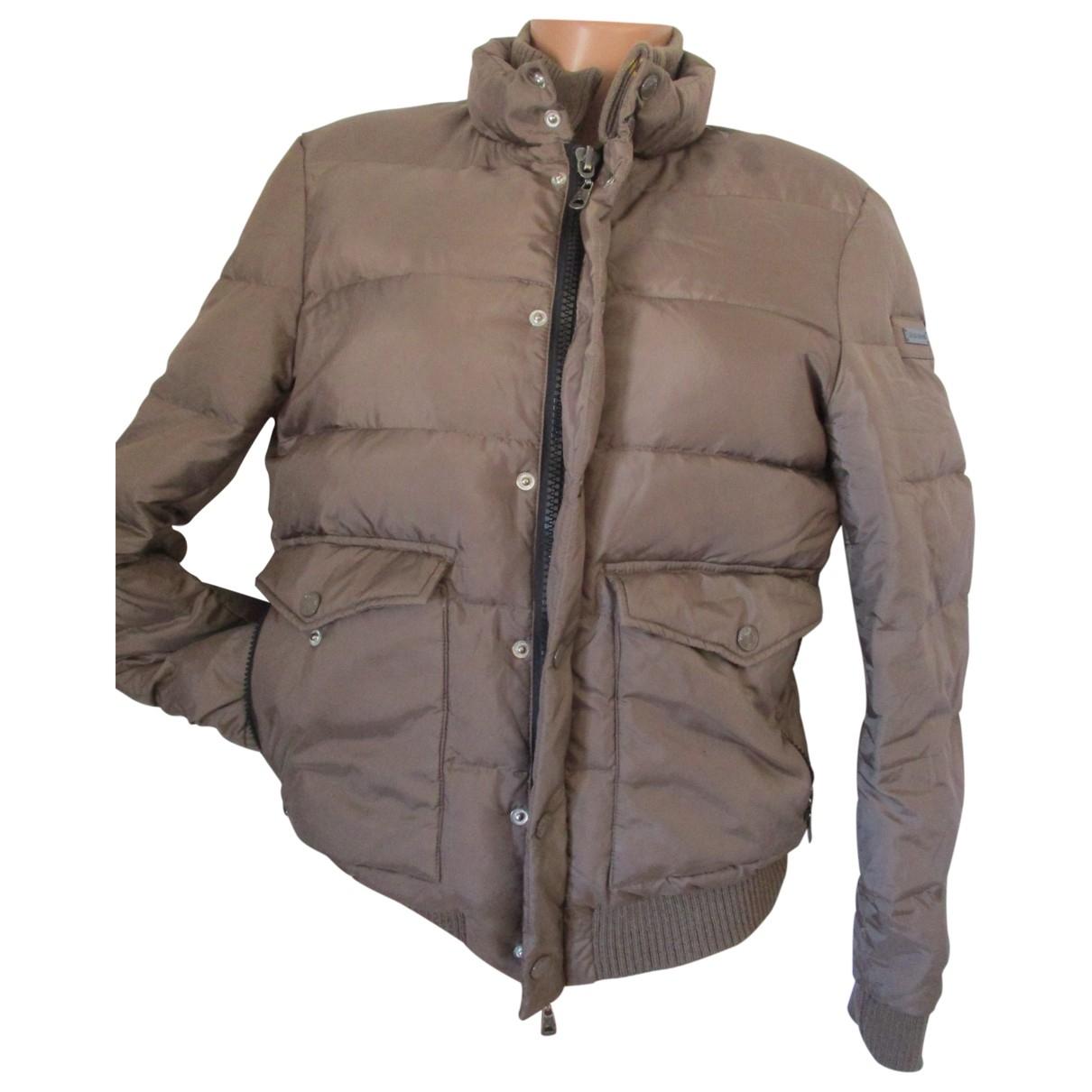 Liu.jo \N Brown jacket for Women 42 IT
