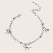 Dinosaur Chain Bracelet