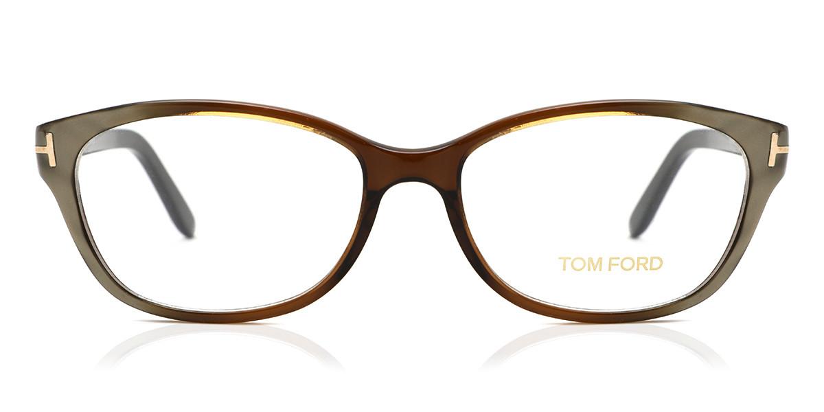 Tom Ford FT5142 050 Women's Glasses Green Size 52 - Free Lenses - HSA/FSA Insurance - Blue Light Block Available