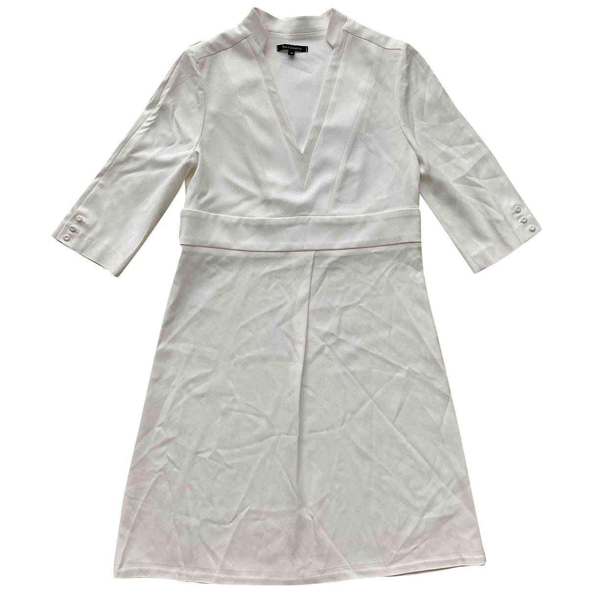 Tara Jarmon \N Kleid in  Blau Viskose
