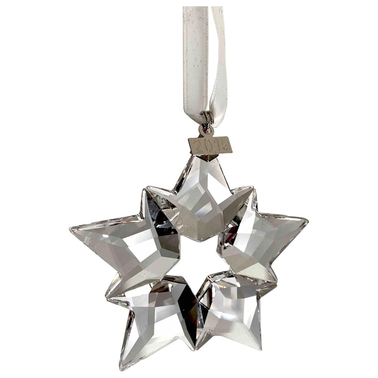 Swarovski - Objets & Deco   pour lifestyle en cristal - argente
