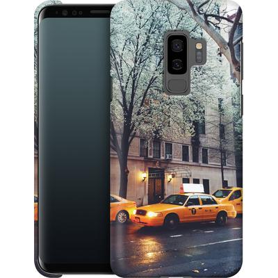 Samsung Galaxy S9 Plus Smartphone Huelle - NYC Yellow Cabs von Omid Scheybani