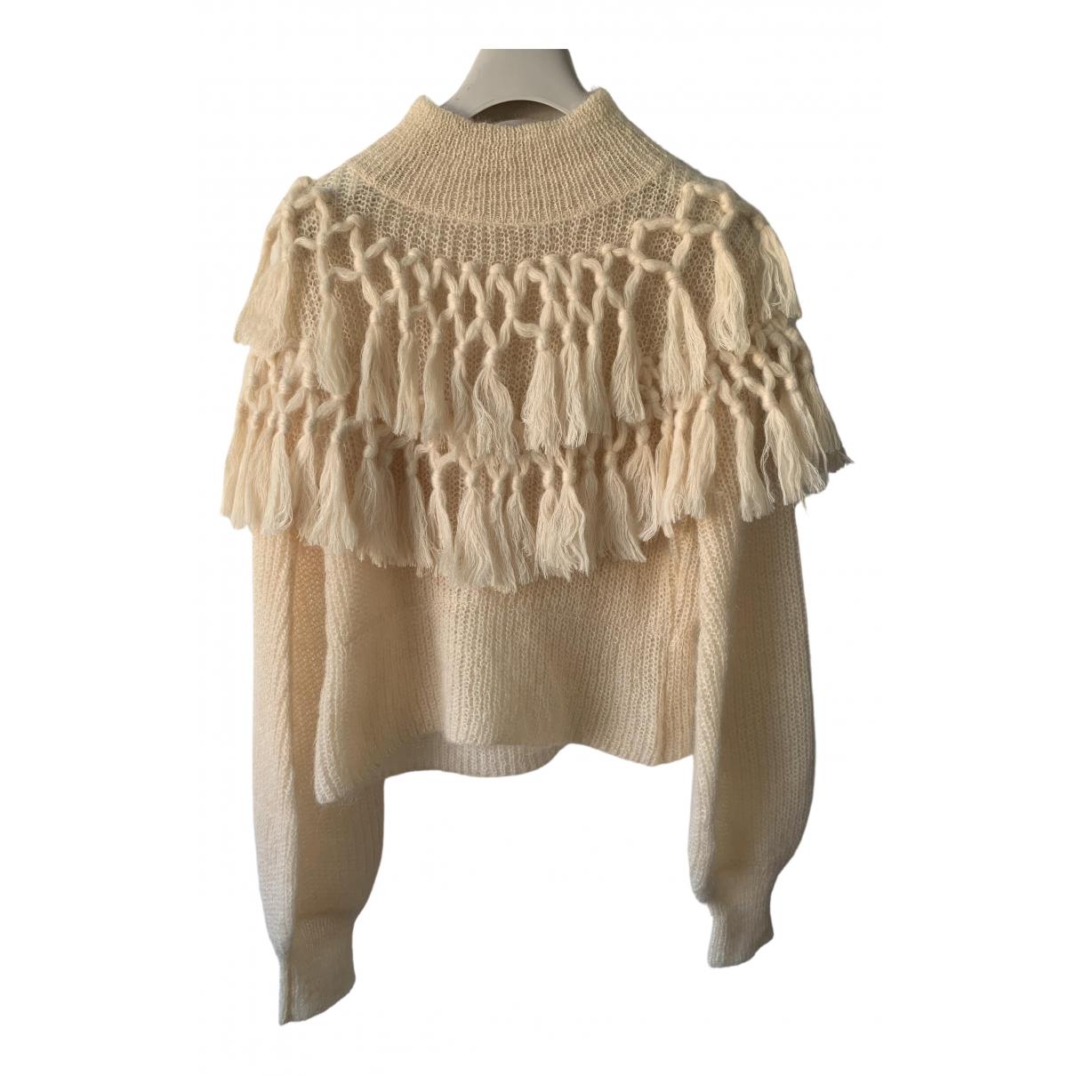Zimmermann \N Beige Wool Knitwear for Women 0 0-5