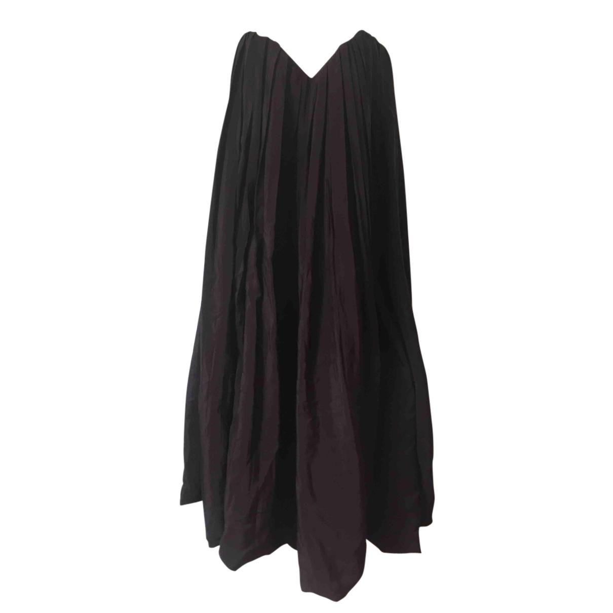 Chloe \N Kleid in  Lila Seide