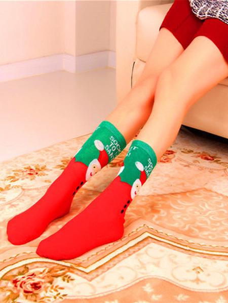 Yoins Christmas Graphic Socks