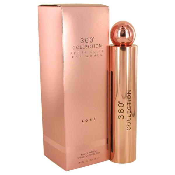 Perry Ellis 360 Collection Rose - Perry Ellis Eau de parfum 100 ml