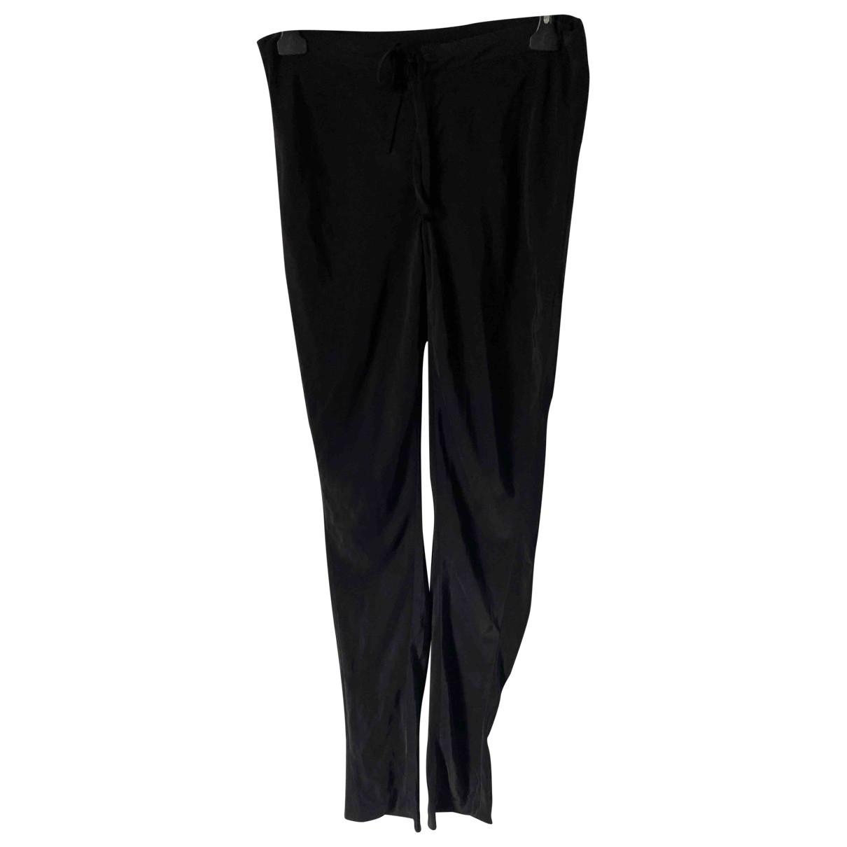 Pantalon pitillo de Seda Vera Wang