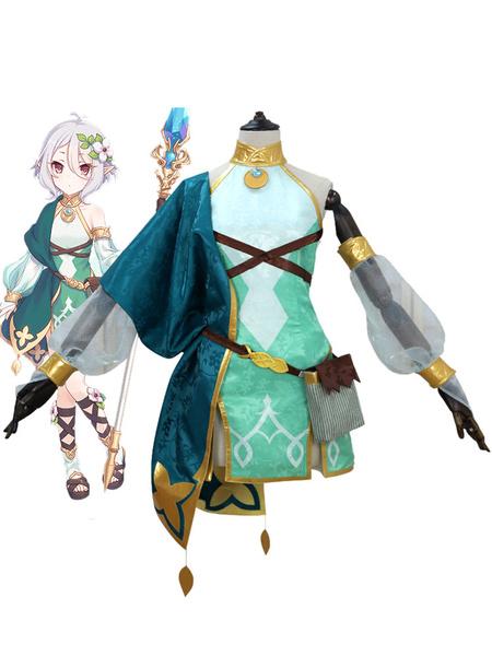 Milanoo Halloween Princess Connect Re Dive Kokoro Natsume Disfraz de Cosplay