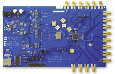 Analog Devices AD9523-1/PCBZ, Clock Generator Evaluation Board for AD9523-1