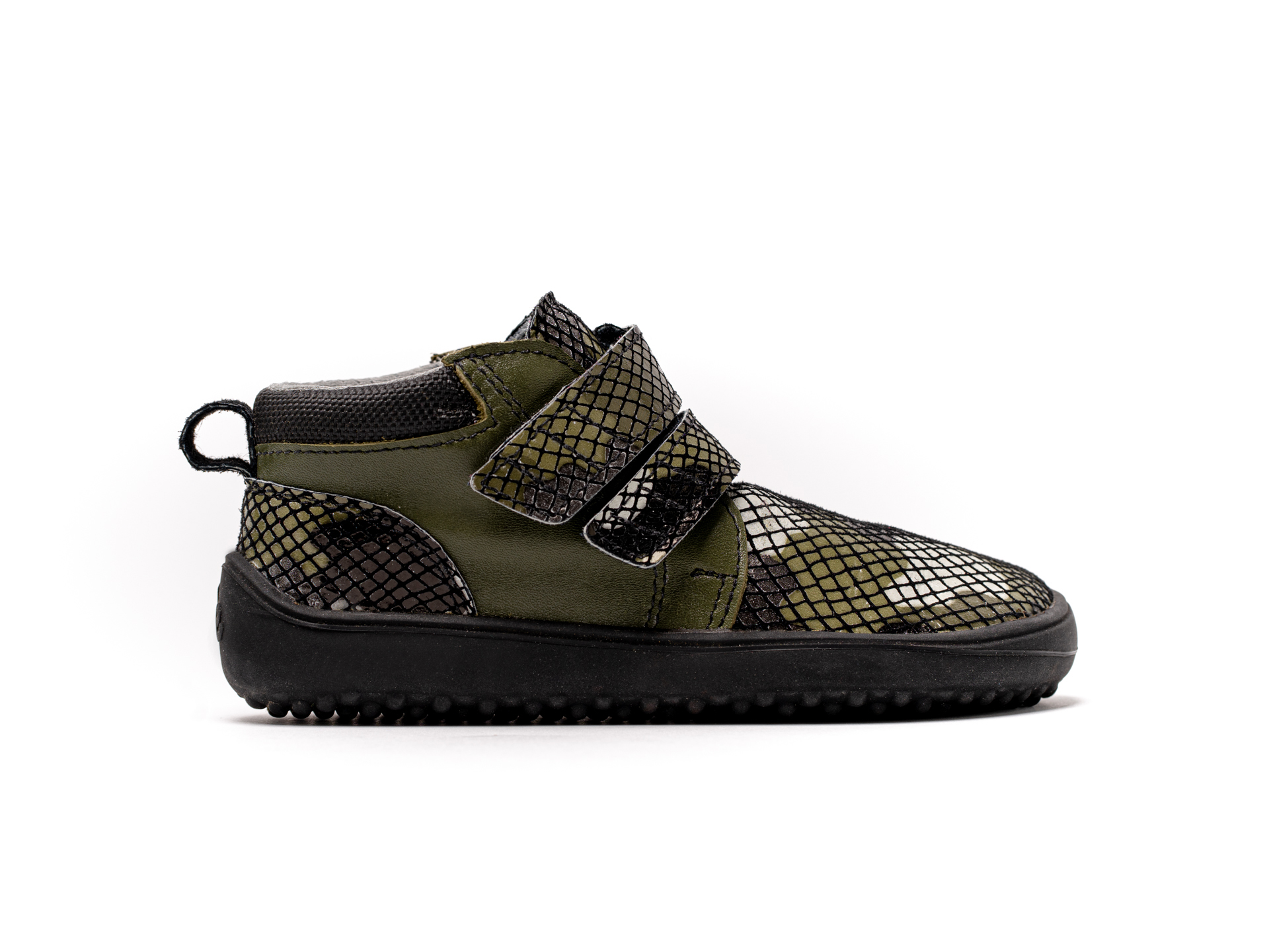 Kinder Barfussschuhe Be Lenka Play - Army 35