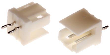 TE Connectivity , AMP CT, 2 Way, 1 Row, Straight PCB Header (10)