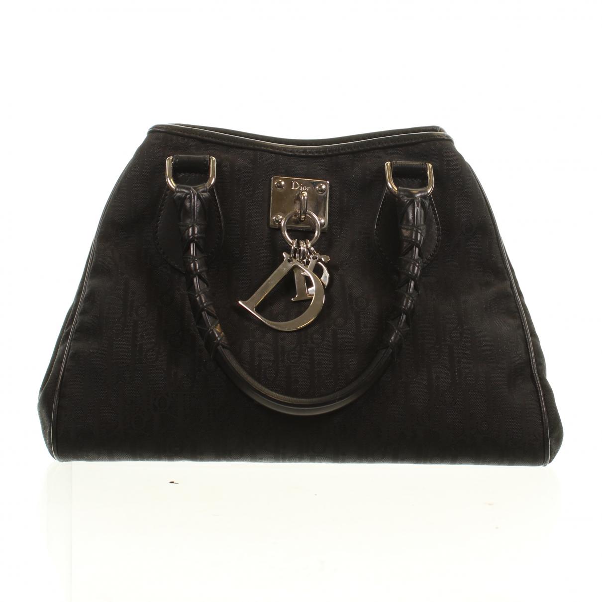 Dior \N Black handbag for Women \N