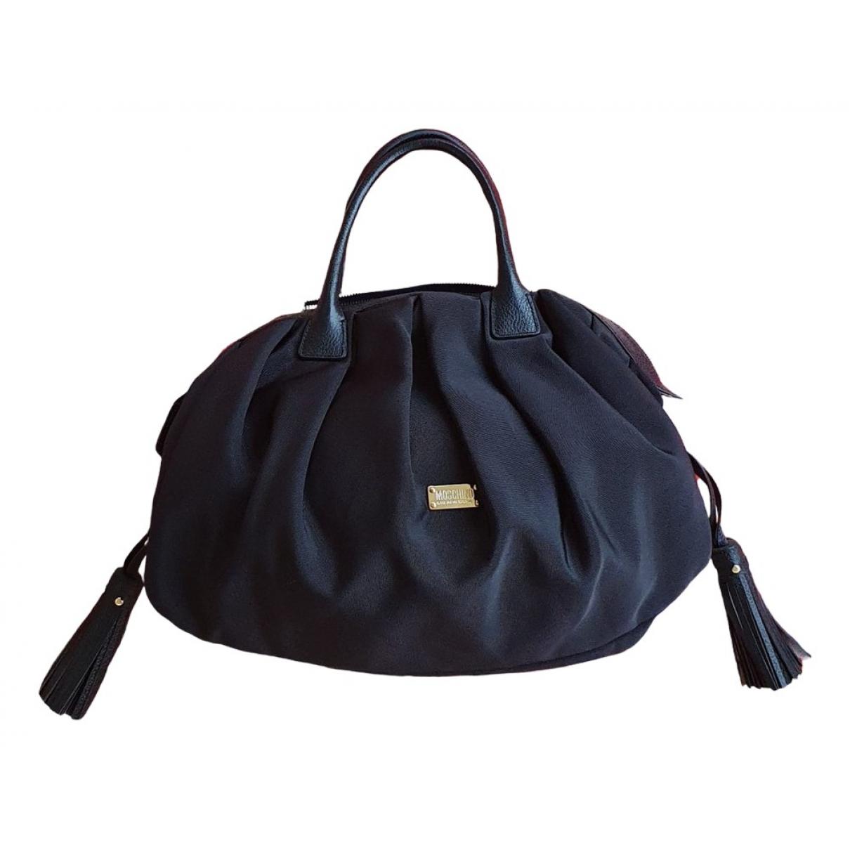 Moschino N Black handbag for Women N
