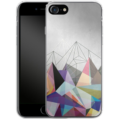 Apple iPhone 7 Silikon Handyhuelle - Colorflash 3 von Mareike Bohmer