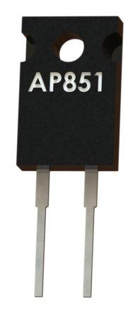 Arcol 200Ω Non-Inductive Resistor 50W ±1% AP851 200R F 50PPM