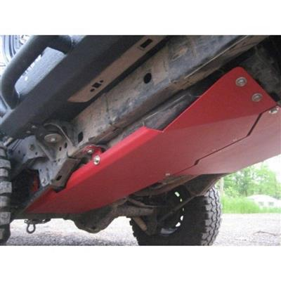 Hauk Offroad Gas Tank Skid Plate - ARM-1069-9UH