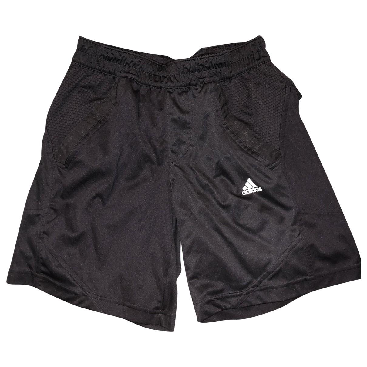 Adidas \N Black Shorts for Kids 12 years - XS FR