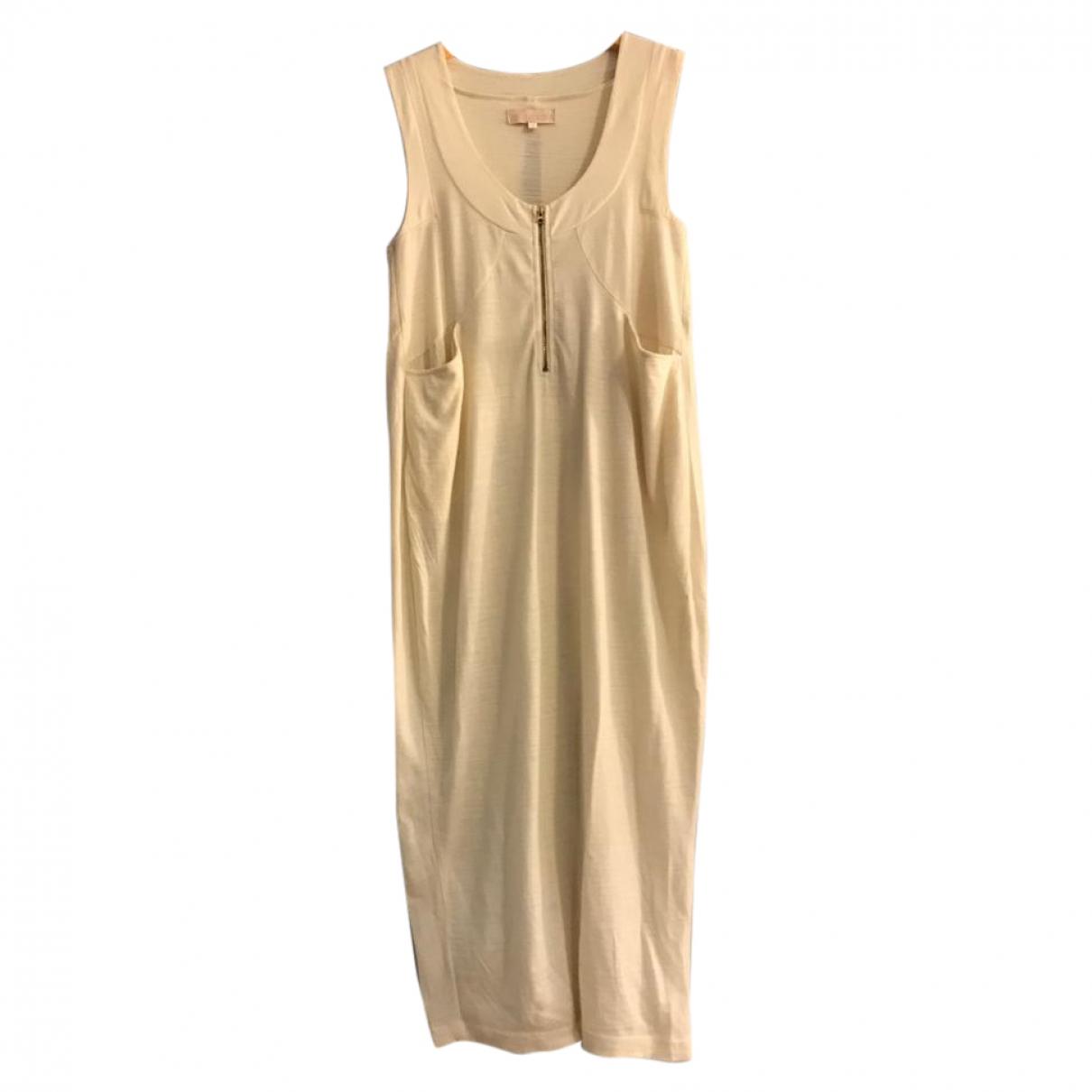 Heimstone \N Beige Wool dress for Women 36 FR