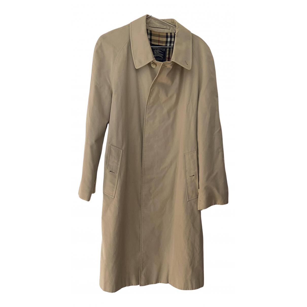 Burberry N Beige Trench coat for Women XL International