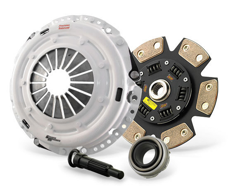 Clutch Masters 07114-HDC6 FX400 Single Clutch Kit Ford Mustang 3.8L 94-04
