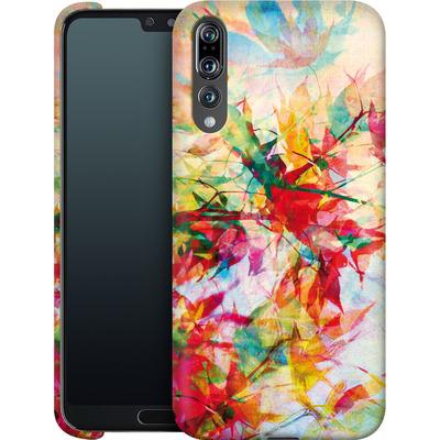 Huawei P20 Pro Smartphone Huelle - Abstract Autumn 2 von Mareike Bohmer