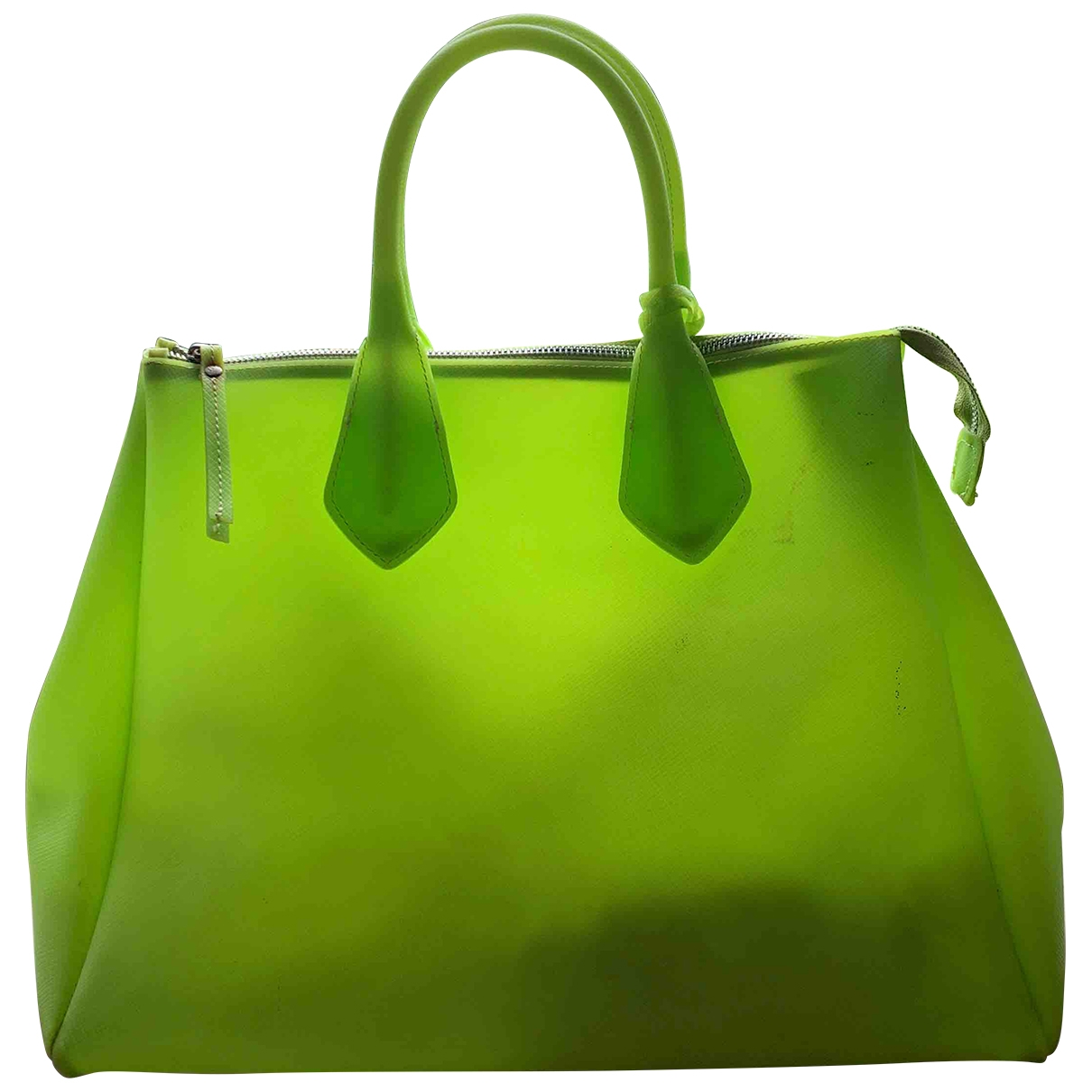 Gianni Chiarini \N Handtasche in  Gruen Kunststoff