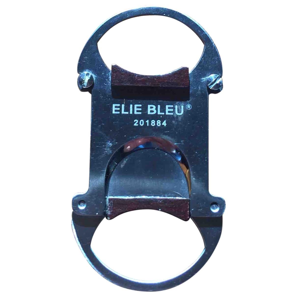 Elie Bleu - Objets & Deco   pour lifestyle en acier - argente