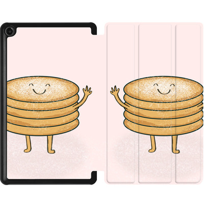 Amazon Fire 7 (2017) Tablet Smart Case - Pancake-man with Sugar von caseable Designs