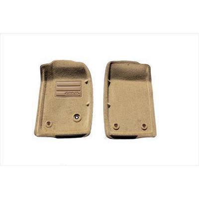 Nifty Catch-All Premium Front Floor Mat (Beige) - 609275