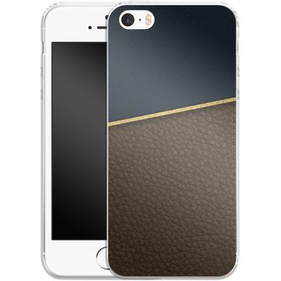Apple iPhone 5 Silikon Handyhuelle - Oxford von caseable Designs