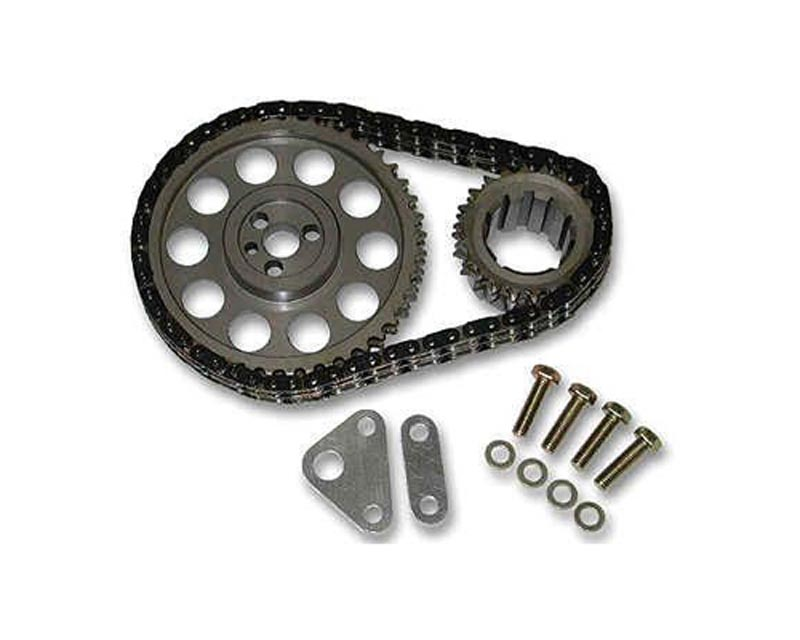 Manley 73236 Billet Sprocket Timing Chain Kit Chevrolet LS3 w/3 Bolt Cam
